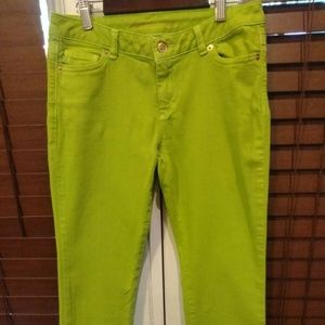 MICHAEL KORS Womens Jeans Stretch Skinny Size 4P